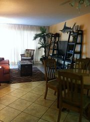 North Padre Island condo photo - Another view of living room