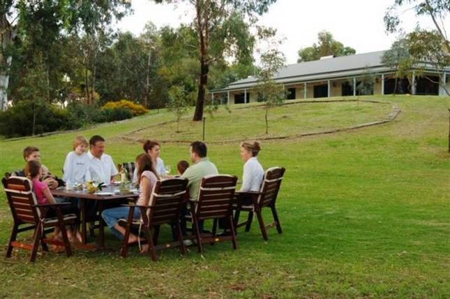 Pompoota Homestead on the River Murray