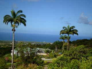 Gingerland villa photo - The View from the Verandas