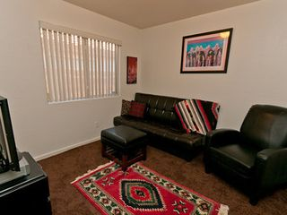 Second bedroom with foldout couch and recliner - Phoenix house vacation rental photo