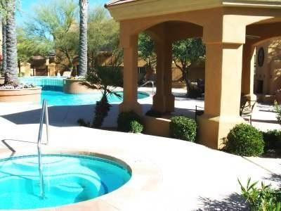 Tucson condo rental - Resort Syle Pool and Spa