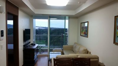 Luxury 1 bedroom 1 bath with wifi located in secure, upscale location .