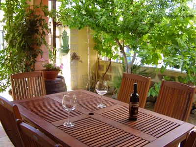 CASA BOUGANVILLE, mediterranean style close to the beach. Enjoy the quiet life!
