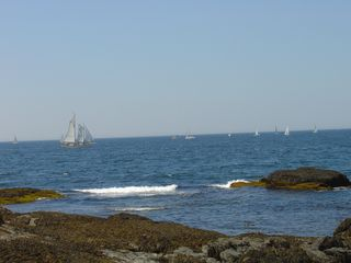 Boothbay Harbor house photo - View from Ocean Point-just 10 minutes away!