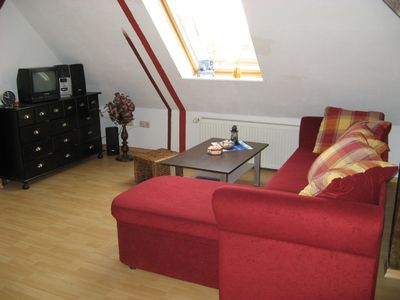 Vacation apartment in the World Heritage City of Stralsund by Baltic Sea beaches