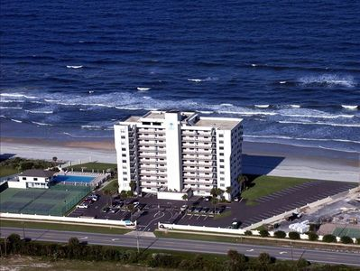 Southwind Condominium with Gated Entry on Non Driving Beach