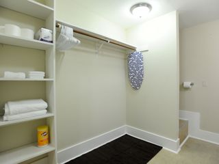 Austin apartment photo - Large walk in closet