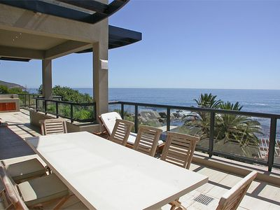 Camps Bay apartment rental