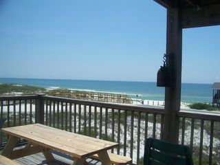Cape San Blas house photo - Views are pretty great, only sits 200 feet from the beach