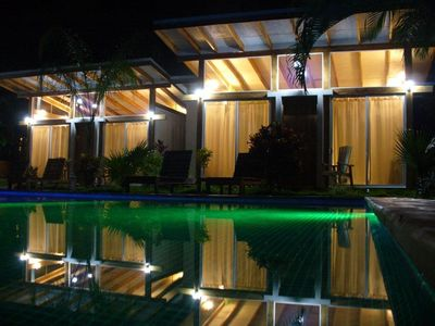 LED color pool lights
