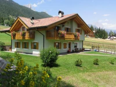 Villa for your holiday in Vigo di Fassa