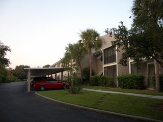 Siesta Key condo photo - Covered parking for your car.
