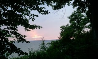 Glenn cottage photo - Beautiful Sunsets