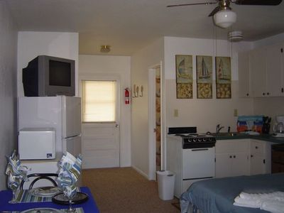 Crystal River villa rental - Studio Apartment