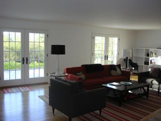 Woodstock house photo - Living Room with French doors to terrace