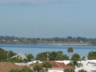 Melbourne Beach condo photo - View from Front Balcony of Indian River