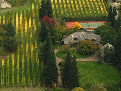 Relax and take in the Wine Country beauty that surrounds you!
