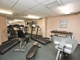 Holiday Surf and Racquet Club Destin condo photo - Fitness Room