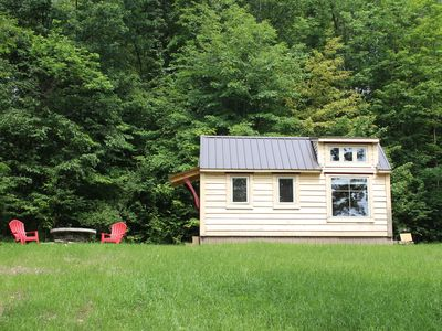 Overlook Cabin:  A great place to have a personal retreat or a family vacation