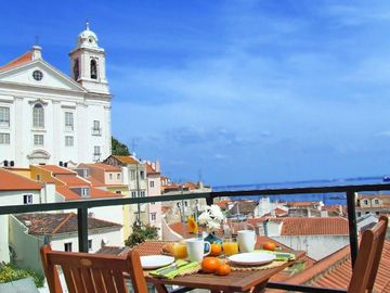 Alfama apartment rental