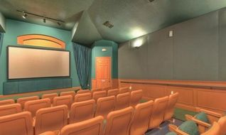 Windsor Palms house photo - Cinema