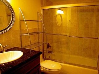 Deerfield Beach condo photo - full bath/shower in 2nd bathroom. shower glass enclosure