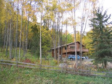 Chugiak house rental - Street view