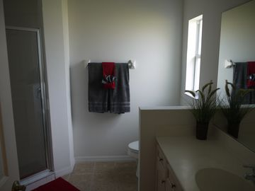 Queen Bedroom Ensuite