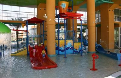 On-Site Kids Water Park - No extra charge - Stay right on the property