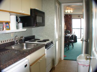 Ocean Dunes condo photo - Kitchen
