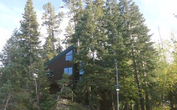 Alpine Meadows house rental - View From Street