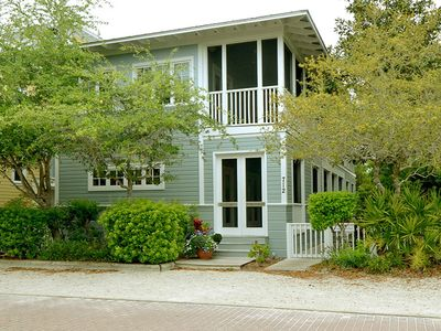 Front Exterior | Kaya | Cottage Rental Agency | Seaside, FL