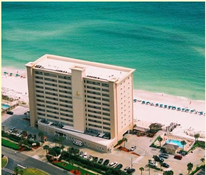 One of the largest gulf front 2br units in vrbo - 1 bedroom beachfront condo in destin fl ...