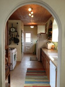 Entry to Kitchen