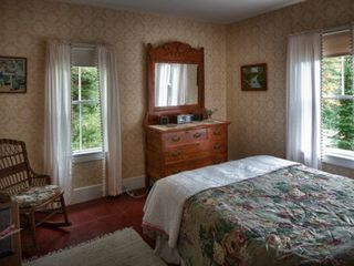 Lamoine lodge photo - .Corner Bed Room - Double
