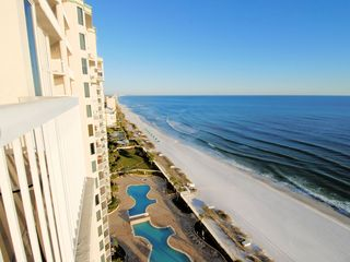 Silver Beach Towers Resort condo photo - View from balcony