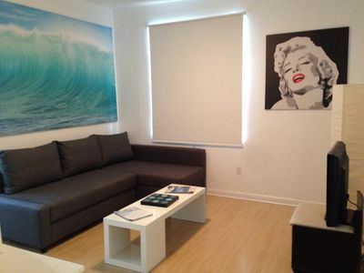 Prime Time Modern Two Bedroom in the Heart of South Beach