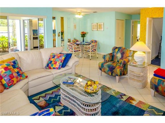 Bright Fully Furnished Condo in Gulf Harbour and Golf Club