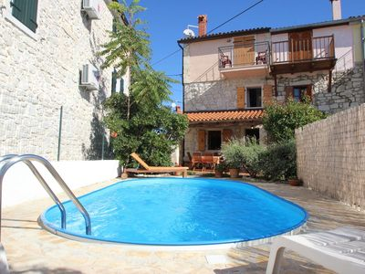 image for Unique villa with pool near the famous resort of Porec