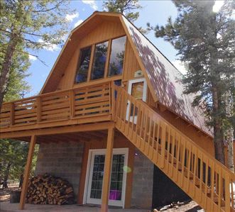 Duck Creek Village Vacation Rental - VRBO 123732 - 3 BR UT Cabin