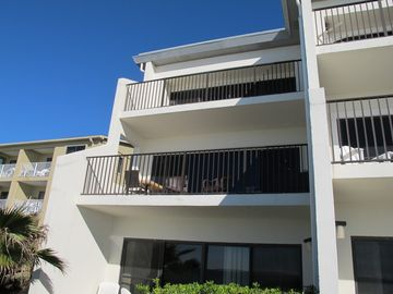 Seagrove Beach condo rental - Emerald Sunsets, the southwestern most unit, offers best views at Emerald Hill.