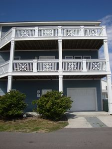 Kure Beach condo rental - KB Villas #8