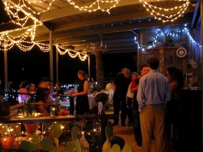 Gather with friends for a moonlit fiesta