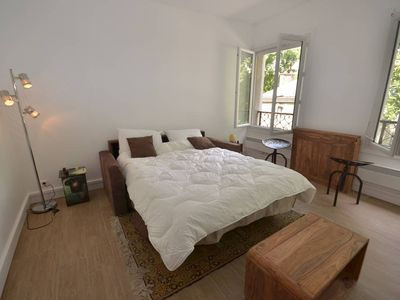 Elegant Studio in the very heart of Paris,completely renovated, tastefully decorated, discount for long stay