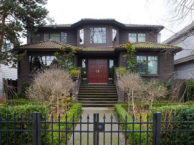 Large family home in desirable Vancouver neighbourhood