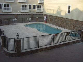 Seaside Heights townhome photo - Pool