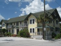 Historic Butlerhouse Condominium Pass-A-Grille, Gulffront.
