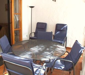 Los Cristianos apartment rental - The terrace