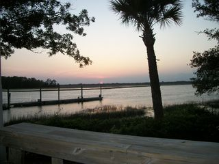 Kiawah Island condo photo - Sunset on Kiawah
