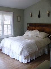 Mariposa farmhouse photo - Master suite